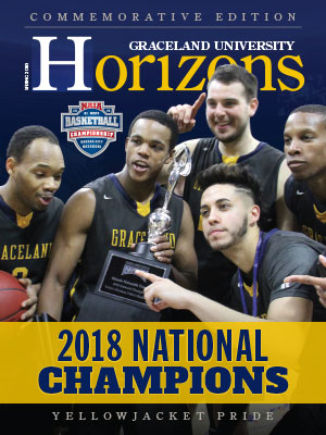 Horizons Special Edition Men's Basketball Championship cover