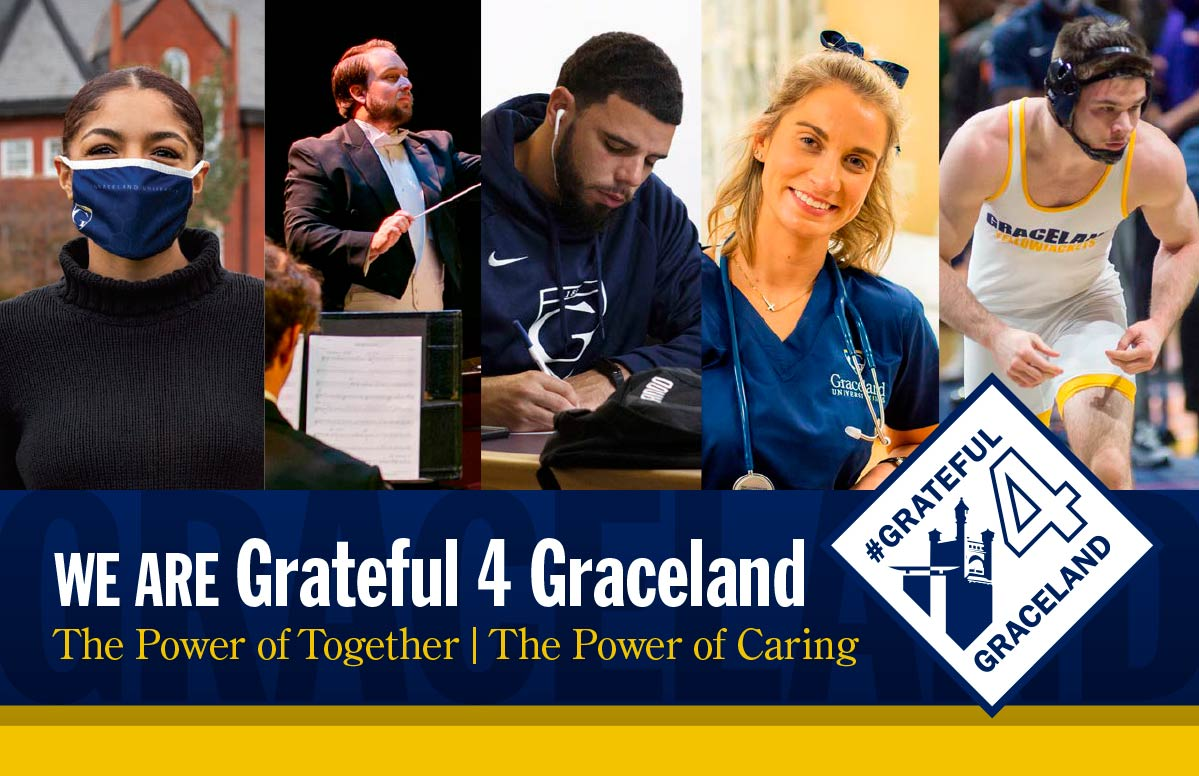 #Grateful4Graceland Day of Giving