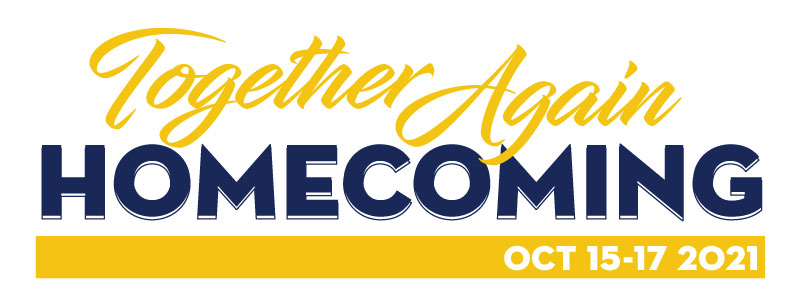Together Again - 2021 Homecoming Theme